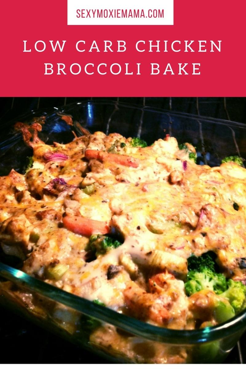oven chicken broccoli recipe