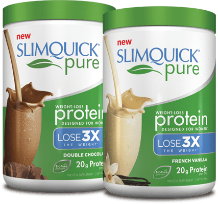 Review Slimquick Pure Weight Loss Protein For Women The