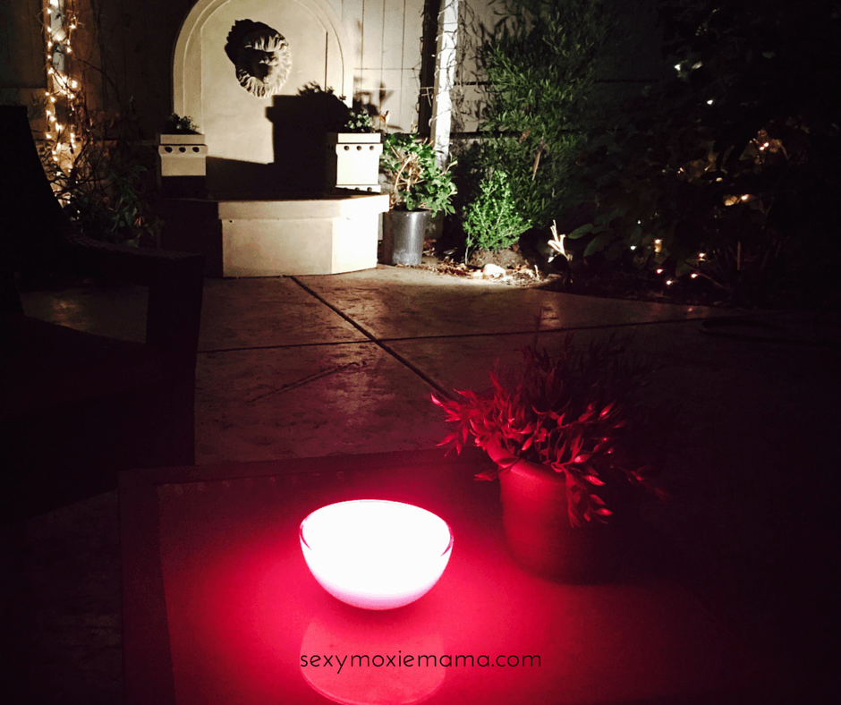 Setting The Mood With Philips Hue Lighting The Moxie Mama