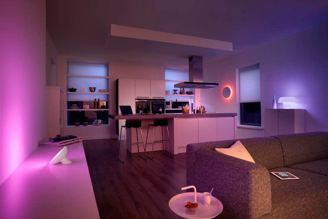 philips hue setting the mood. Lighting ... & Setting the Mood with Philips Hue Lighting | The Moxie Mama