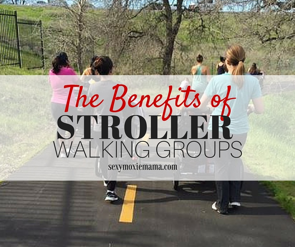 stroller walking groups moms