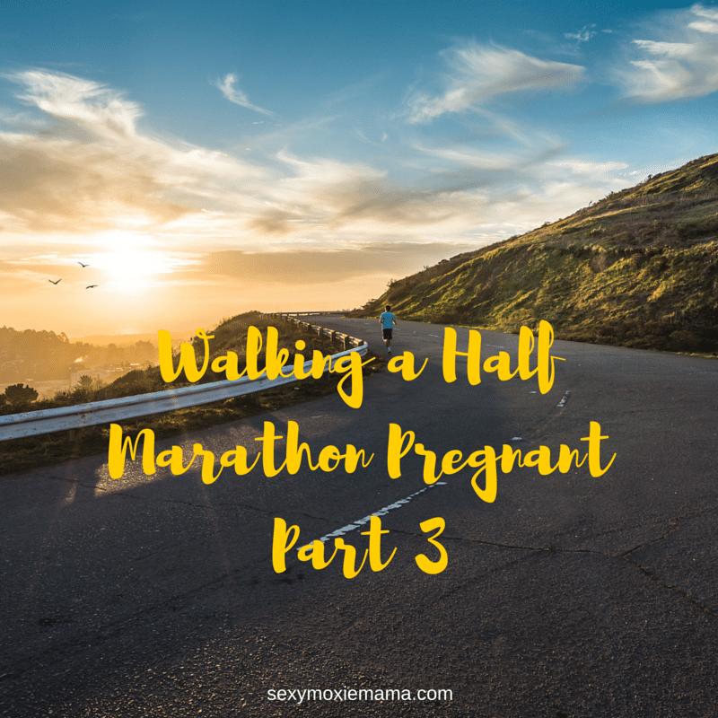 half marathon pregnant