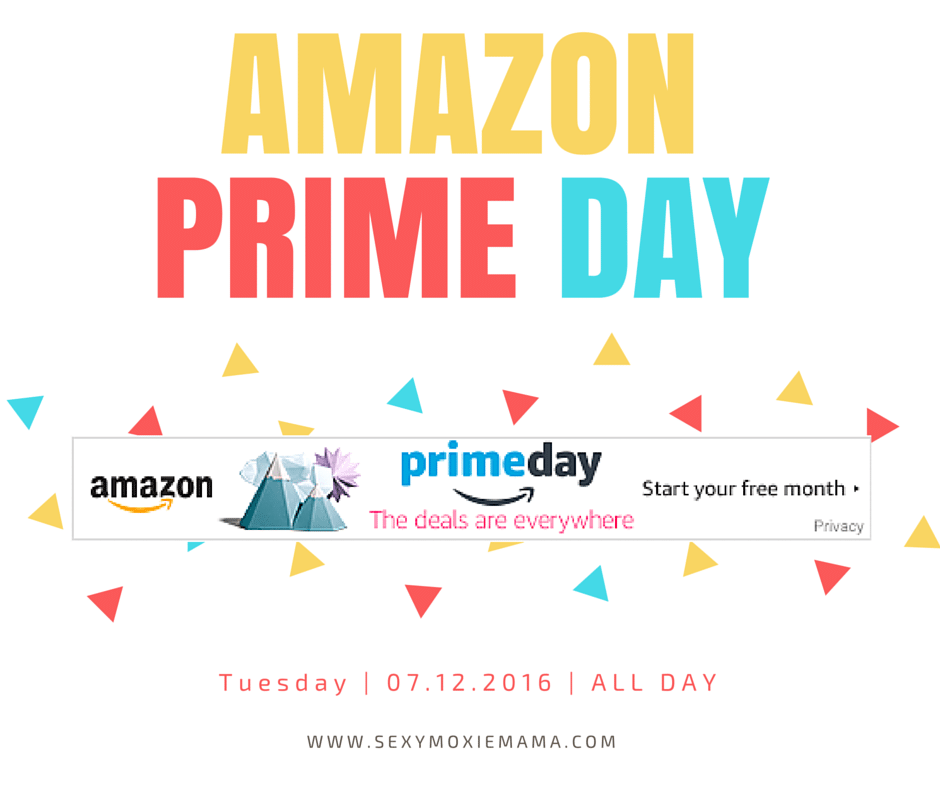 amazon prime day is almost here sexy moxie mama. Black Bedroom Furniture Sets. Home Design Ideas