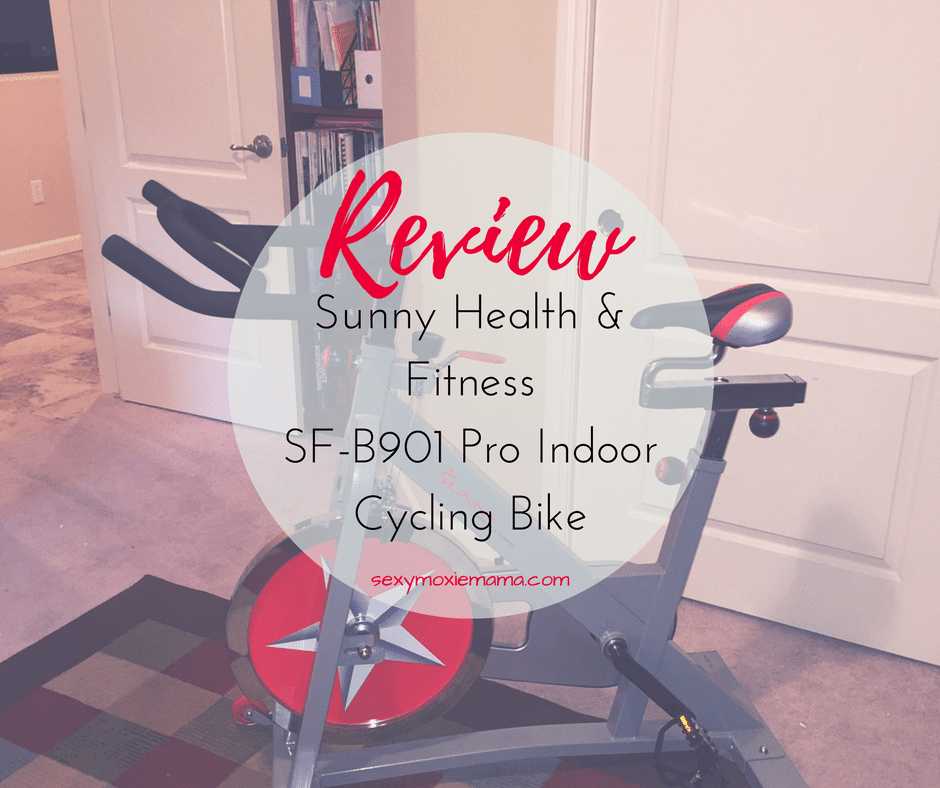 sunny health fitness bike review