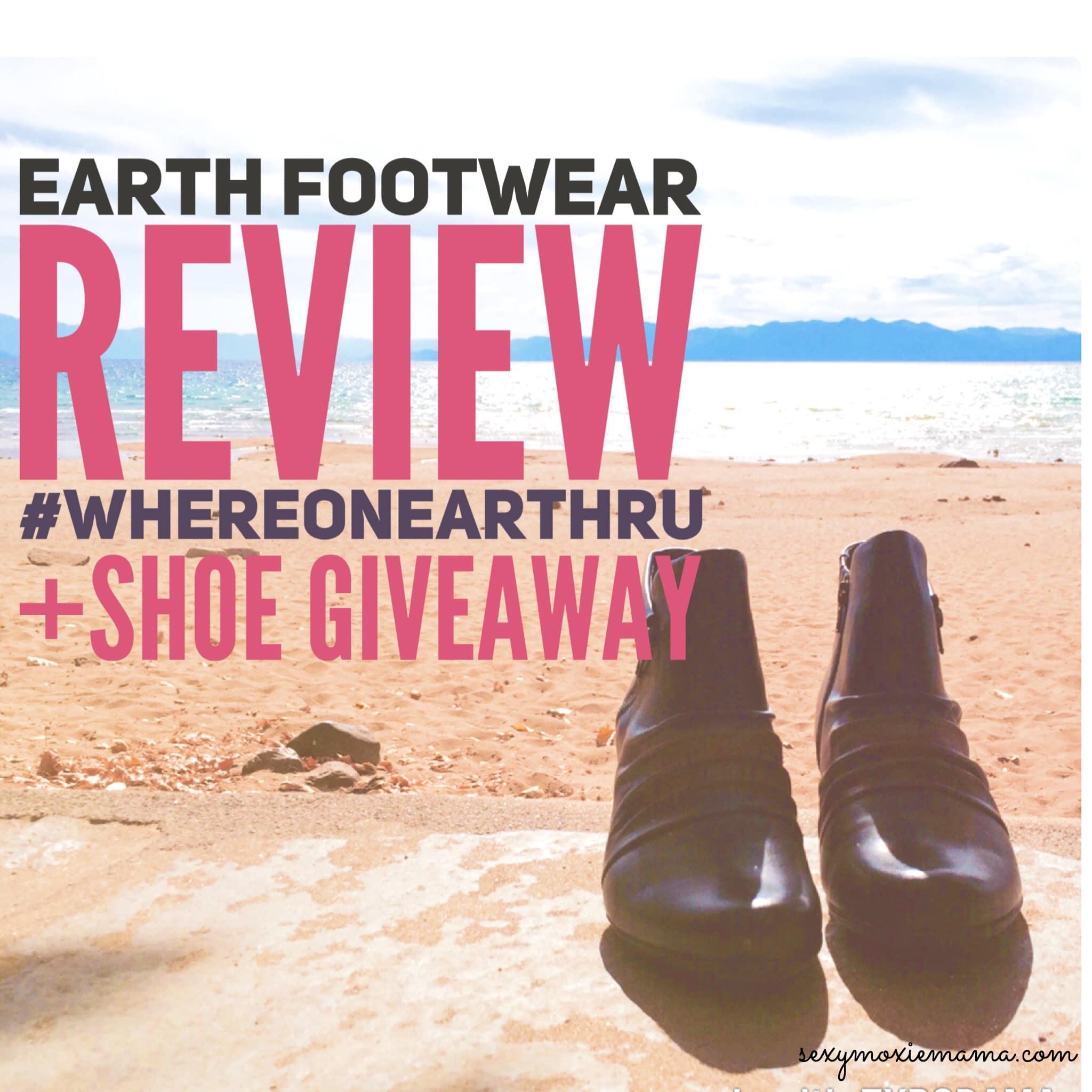 Earth® Footwear Review