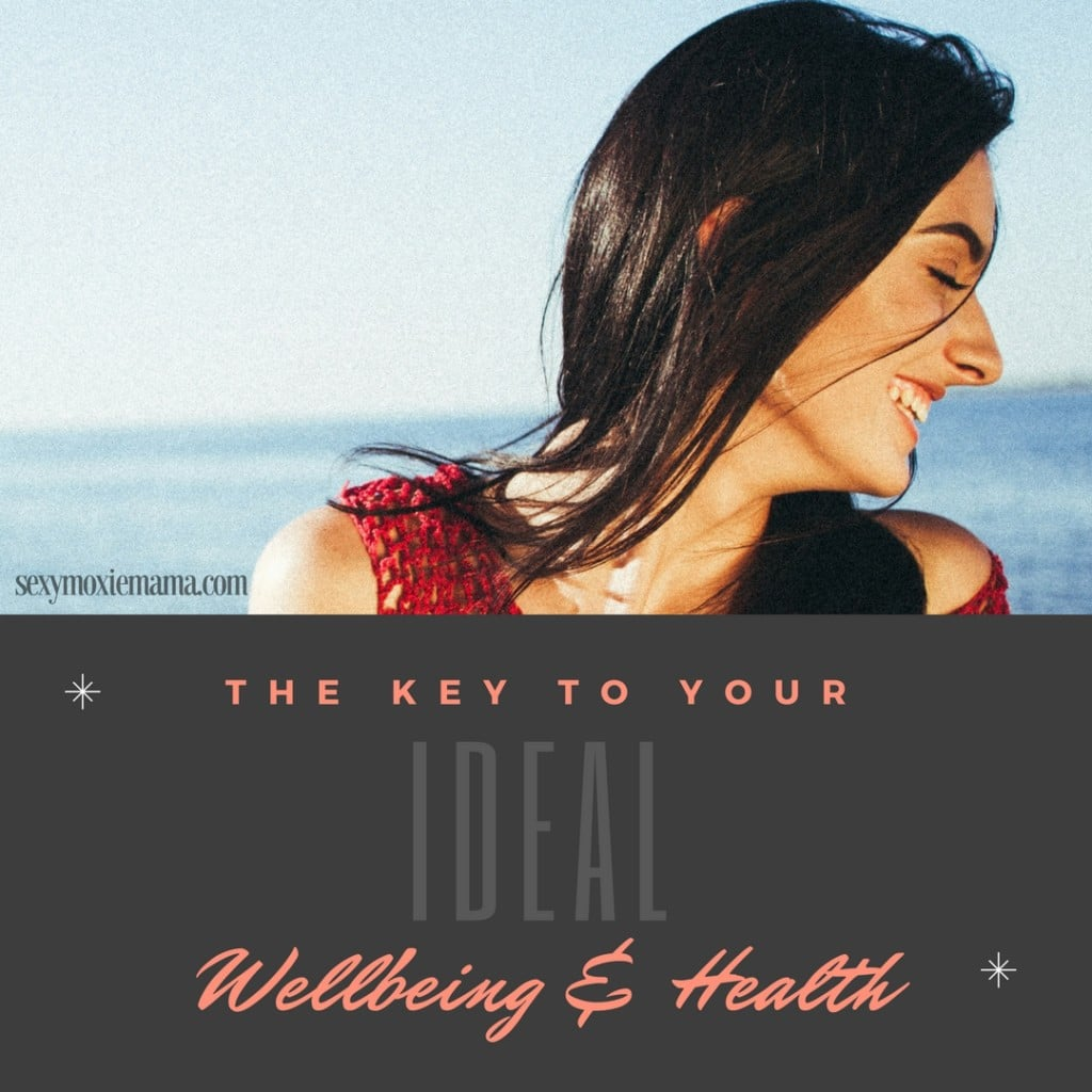The key to ideal wellbeing and health
