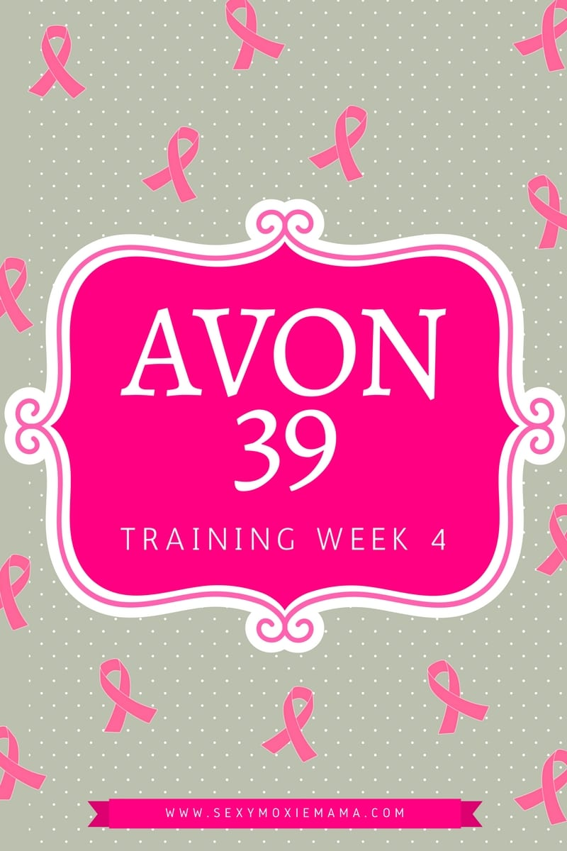 training avon 39