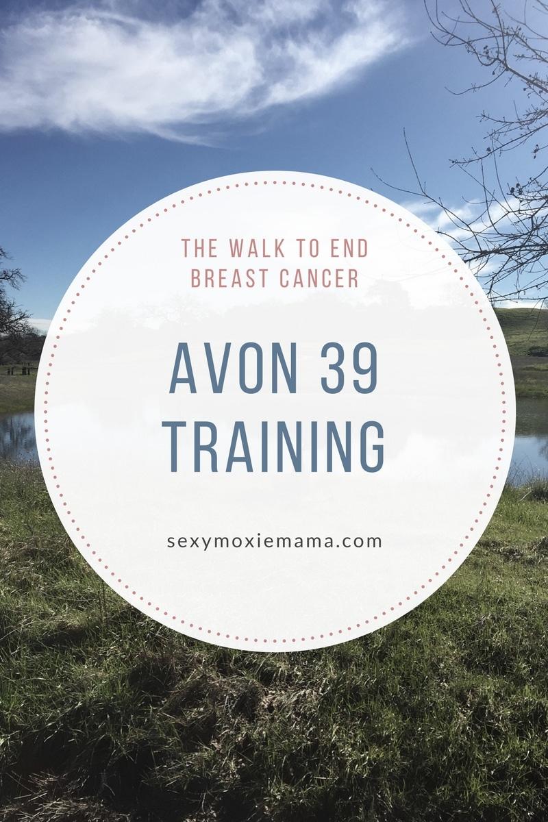 AVON 39 training log