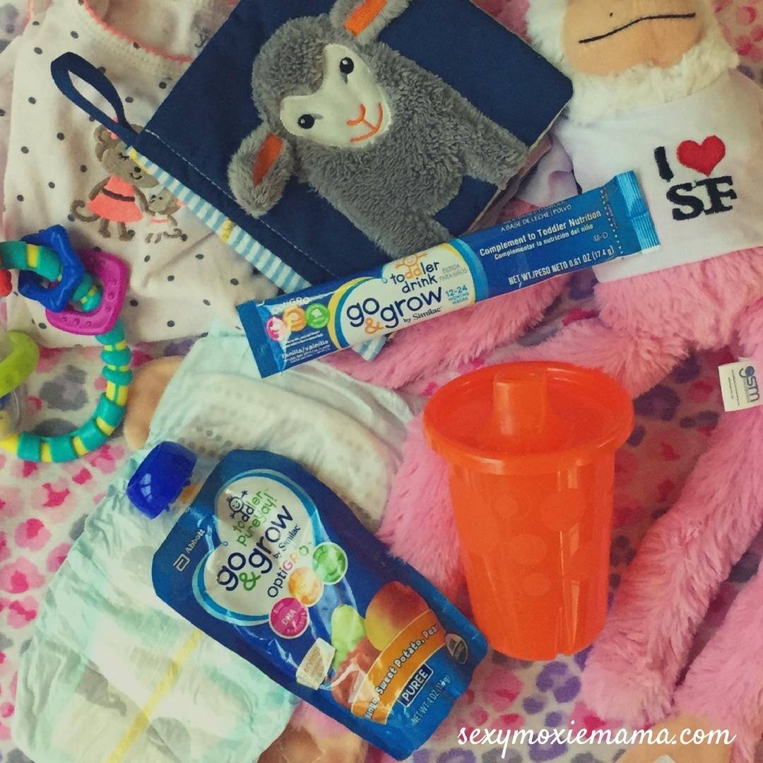 Go & Grow by Similac diaper bag