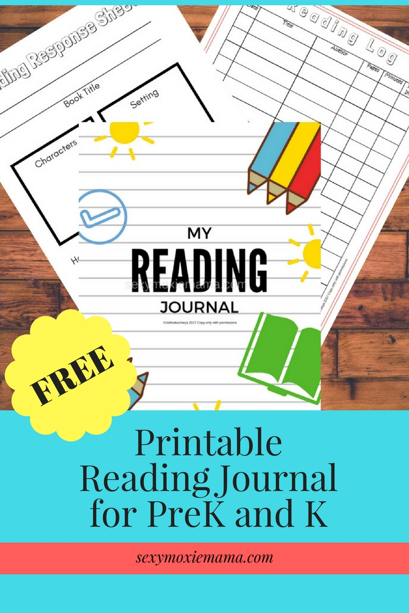 photo regarding Reading Journal Printable called Absolutely free Looking through Magazine Printable The Moxie Mama