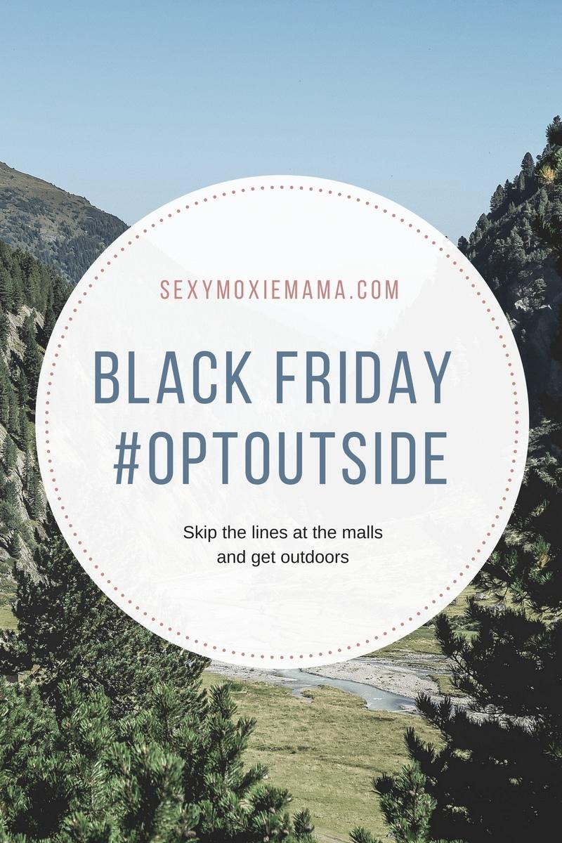 OptOutside this Black Friday