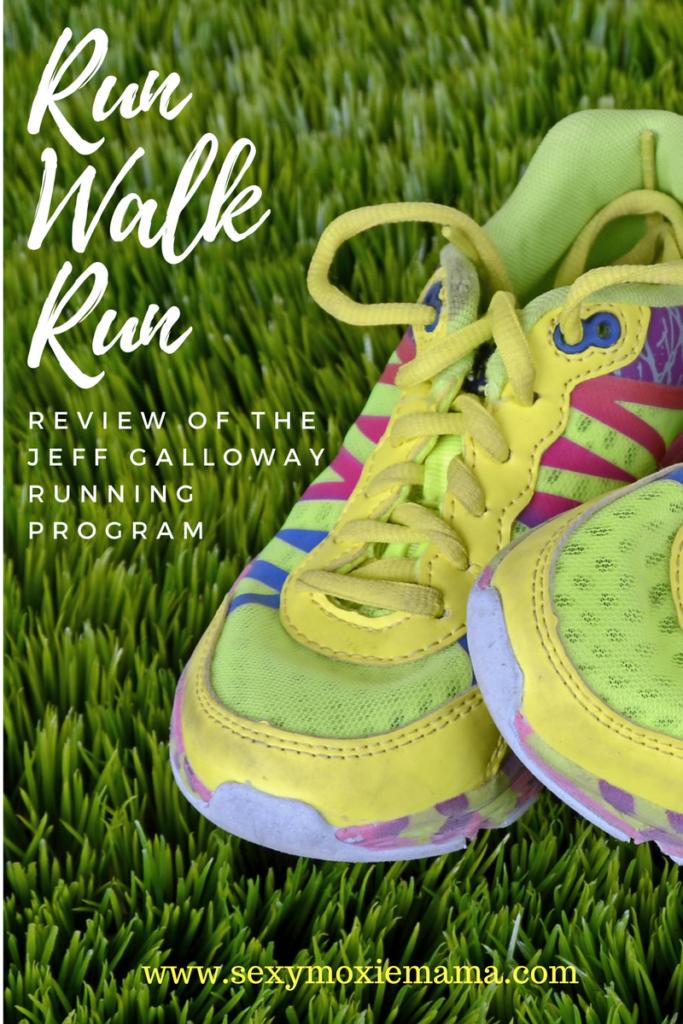 Review Run Walk Run