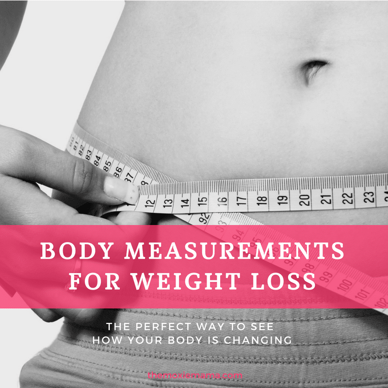 body measurements are a great way to see how your body is changing when dieting and